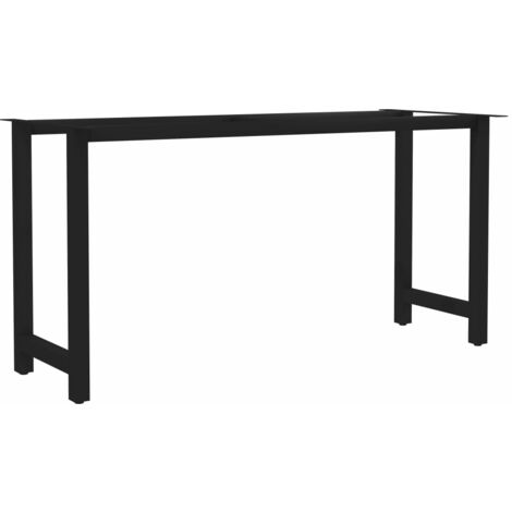 Dining Table Leg H Frame 160x70x72 cm