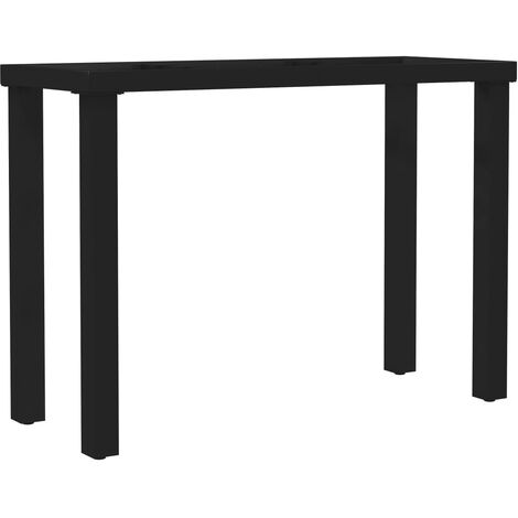Dining Table Leg I Frame 120x50x72 cm