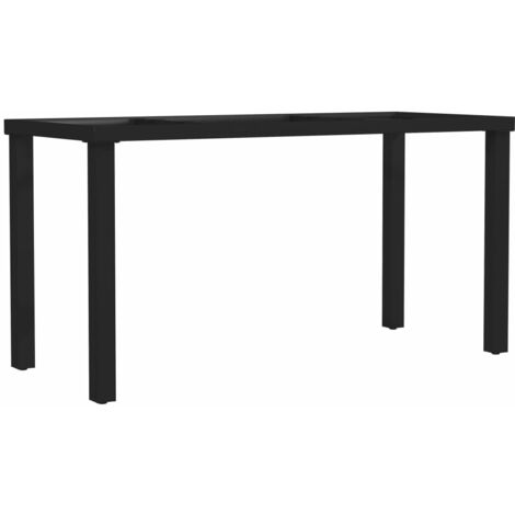 Dining Table Leg I Frame 160x70x72 cm