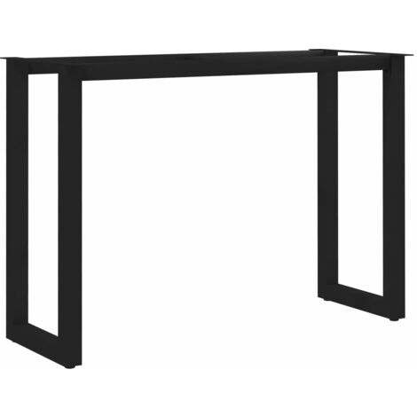 Dining Table Leg O Frame 100x40x72 cm