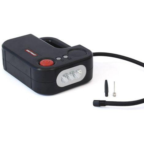 Dino Compresseur batterie - 12 V - 2 et 1 - 120 W - 22 L / min
