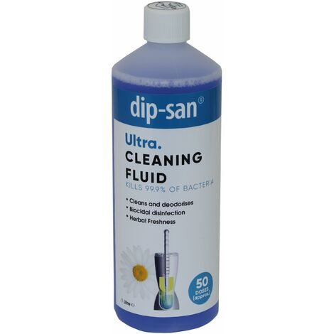 Dip-San 1 Litre Bottle Cleaning fluid with 50 Doses