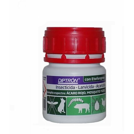 Diptron Etopenfrox - Insecticida acaricida y larvicida DIPTRON - 100ml