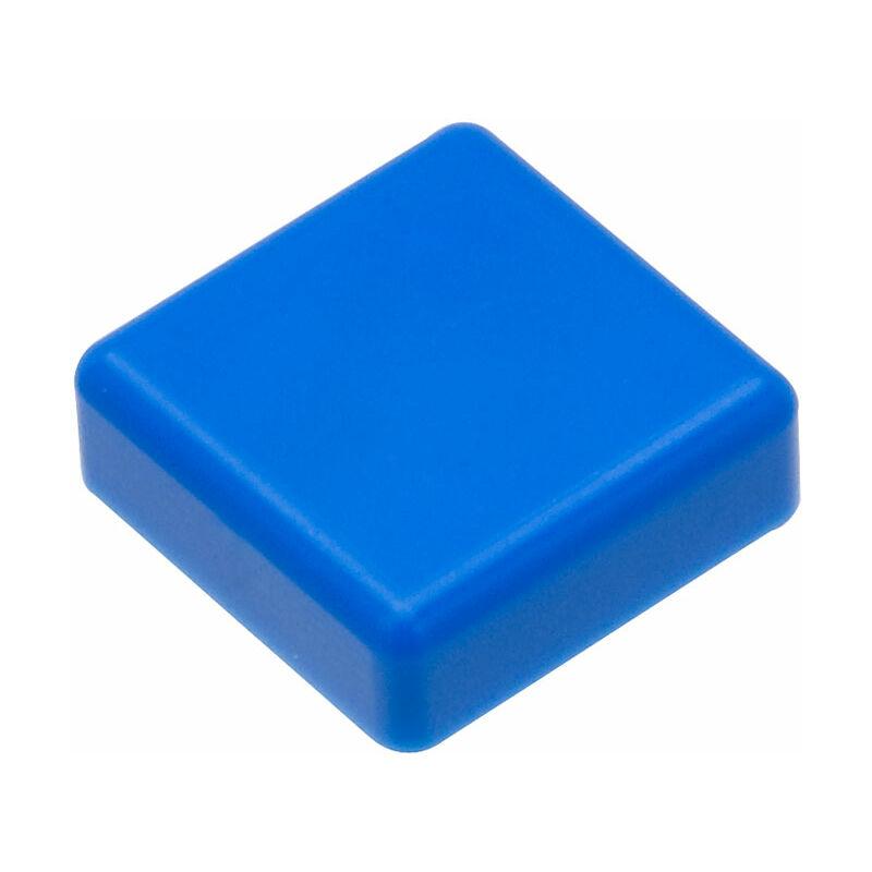 Image of KTSC-21B Blue Button 12 x 12mm Square - Diptronics