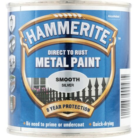 Direct to Rust Smooth Metal Paints