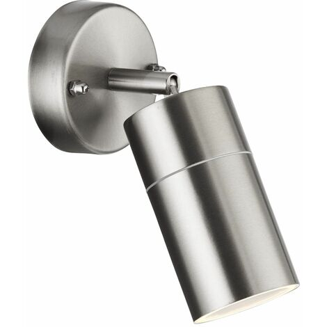 Directional wall light 1 bulb for outdoor and porch ip44 led