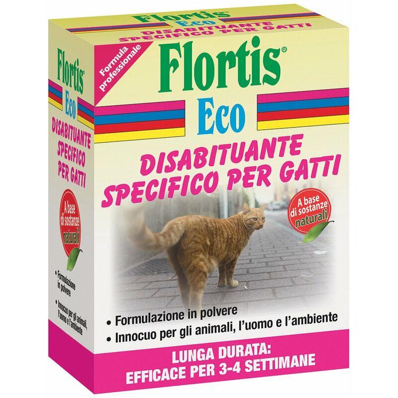 Allontanare Lucertole Dal Terrazzo disabituante specifico per gatti vegetale 200 gr flortis giardino orto  nutrizione piante