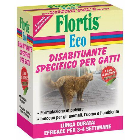 DISABITUANTE SPECIFICO PER GATTI VEGETALE 200 GR FLORTIS GIARDINO ORTO NUTRIZIONE PIANTE