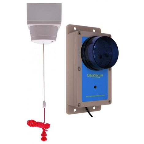 Disabled Toilet Pull Switch Wireless KP Help Alarm [009-4340]