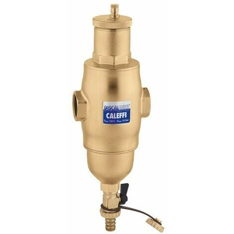 DISCALDIRT® - Séparateur d'air-pot de décantation CALEFFI 546