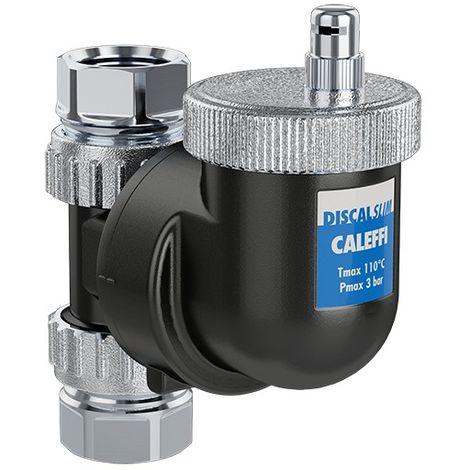 DISCALSLIM® - Mikroblasenabscheider aus Technopolymer Caleffi 551