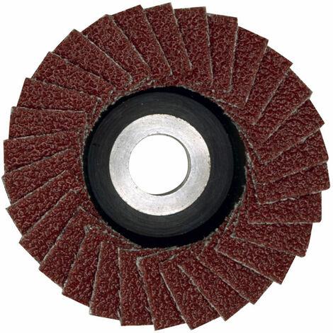 diametro 125 mm e grana da 36 a 100/dischi disco abrasivo Dischi lamellari per legno 10 pezzi 10