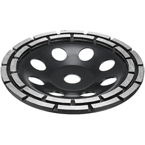 Disco abrasivo de diamante para pulidora amoladora angular de 180 mm Mohoo