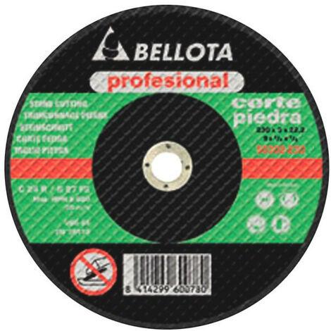 DISCO ABRASIVO PIEDRA 115X3-50302 BELLOTA - NEOFERR..