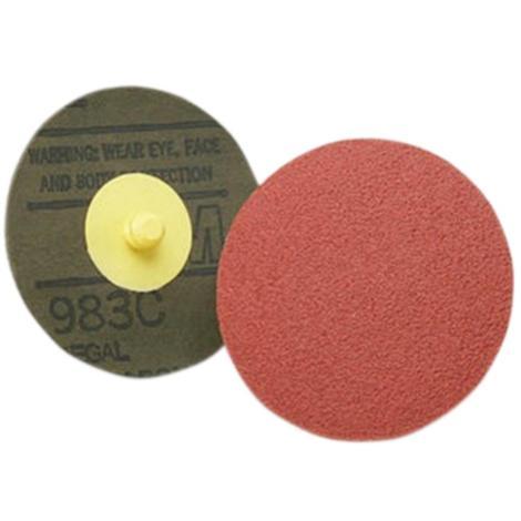 Disco abrasivo Roloc 361F 50mm P24 (25 unidades) 3M