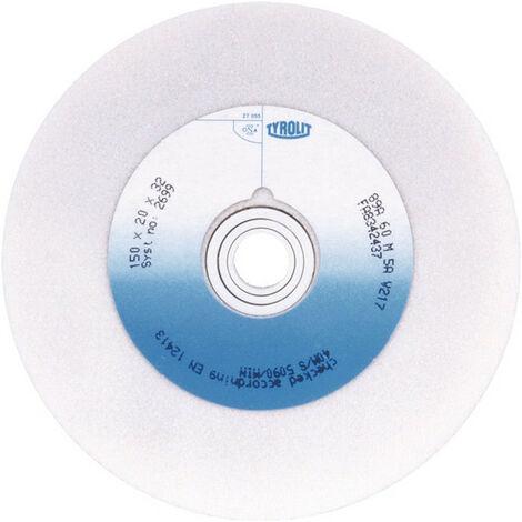 "main image of ""Disco amoladora de banco Ø150xW20x32mm 60 AlOxid TYROLIT"""