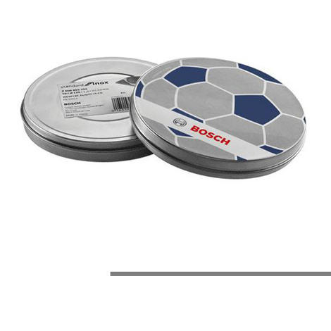 Disco C Fino Inox Lata 10 Uds - BOSCH - 2608603254 - 115X1 MM