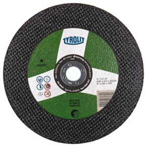 Disco C Piedra - Hormigon - TYROLIT BASIC - 223025 C30-BF - 115X3 MM..