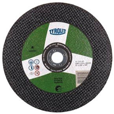 Disco C Piedra - Hormigon - TYROLIT BASIC - 223031 C30-BF - 230X3 MM..