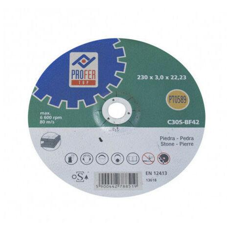 Disco C Piedra Pro - NEOFERR - PT0588 - 115X3 MM..