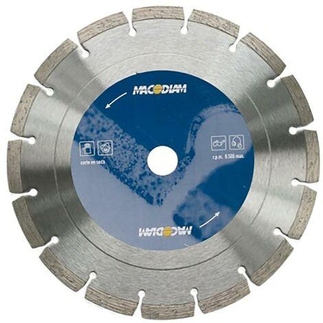 Disco Corte General Obra 230X2X10 Mm Macodiam Ma32T-230