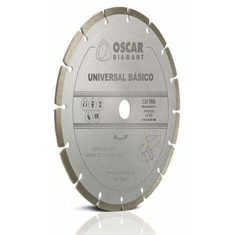Disco Corte G.obra 115 Mm Diam Oscar Diamant