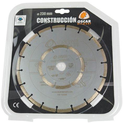Disco Corte G.obra 230 Mm & 115 Mm D.uni115 Diam Oscar Diama