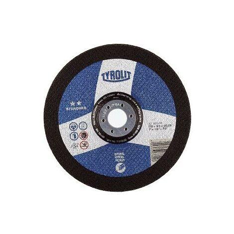 Disco Corte Hierro Standar 125x3x22