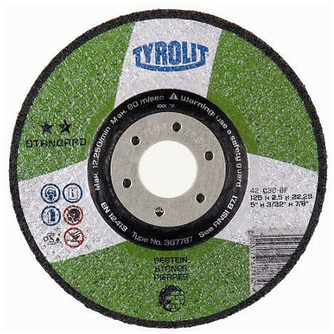 Disco Corte Piedra Stand. 230x3x22