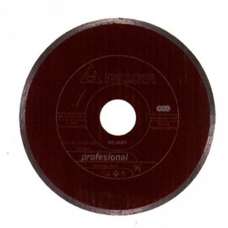 Disco corte porcelan. 115 mm diam bellota