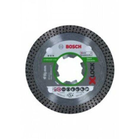 Disco corte porcelan. Ø 125mm h 10mm x-lock diam ceramic bos