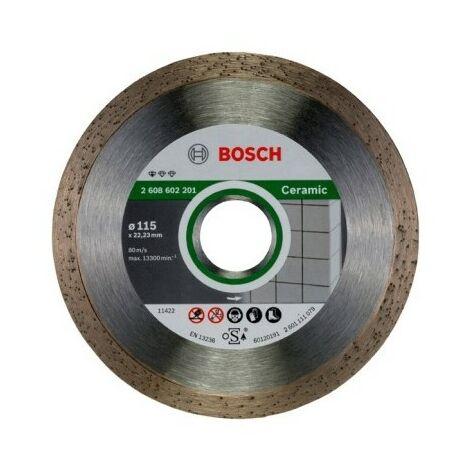 Disco Corte Porcelanico 115X22,2 Mm Diamante Fpe-5 Bosch