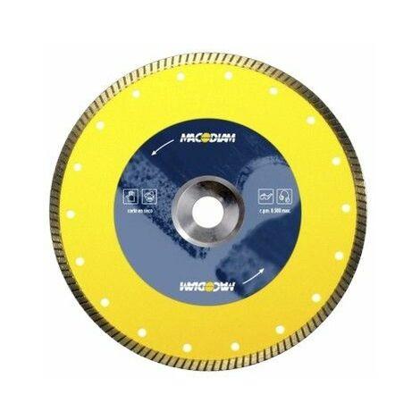 Disco Corte Porcelanico Banda Continua 230X1,8X8Mm Turbo Diamante