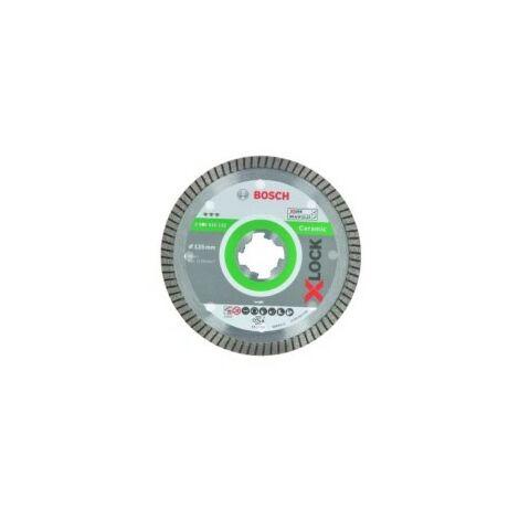 Disco Corte Segmentado 125Mm H 12Mm X-Lock Turbo Diam Best Bo