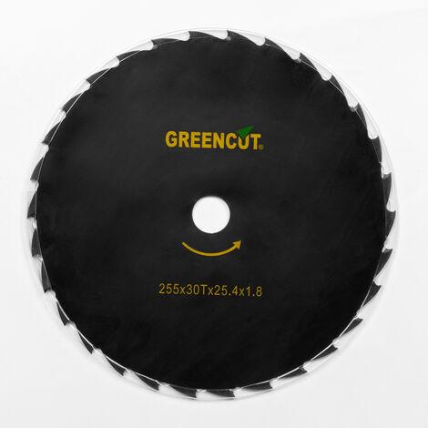 DISCO DE 30 PUNTAS DESBROZADORA -RECAMBIO GREENCUT