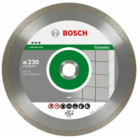 Disco de corte de diamante 125mm Bosch Best for Ceramic