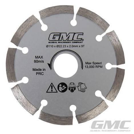 Disco de corte diamantado GTS1500