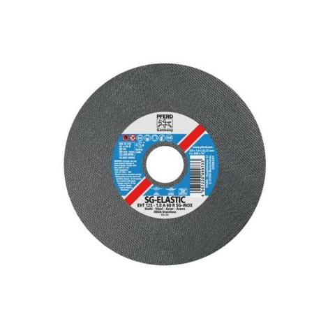 Disco de corte EHT 115-1.6 A 46 R SG/22,23 inox (10 unidades) PFERD