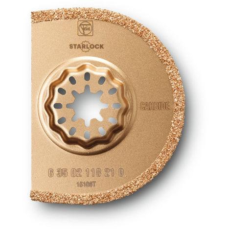 Disco de corte oscilante HM Ø75 x 2,2 mm SL Segmentado FEIN