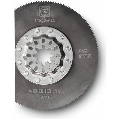 Disco de corte oscilante HSS Ø85 mm SL Segmentado FEIN