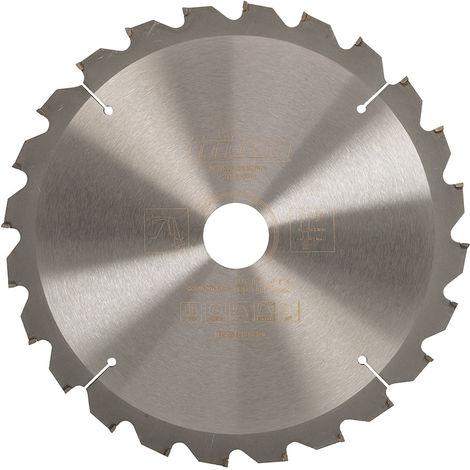 Disco de corte para madera 216 x 30 mm, 24 dpp - NEOFERR