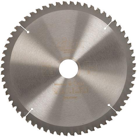 Disco de corte para madera 216 x 30 mm, 60 dpp - NEOFERR