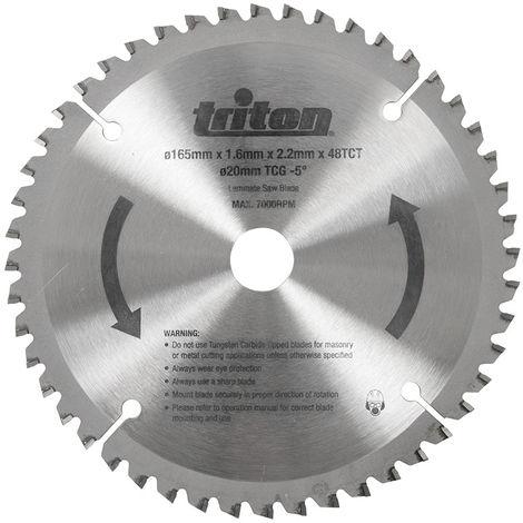 Disco de corte para sierra de incisión, 48 dientes TTS48TCG Disco de corte, 48 dientes - NEOFERR