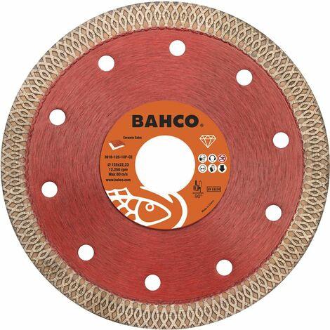 Disco de corte radial 115 mm DIAMANTE PORCELÁNICO BAHCO