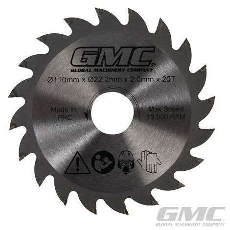 Disco de corte TCT GTS1500