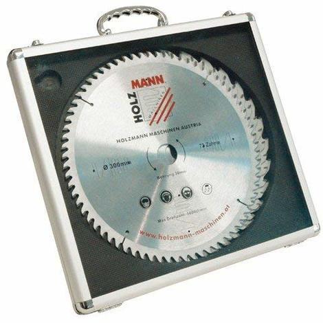Disco de corte x3 KSB300SET Holzmann set tres discos de sierra de madera Ø 300mm