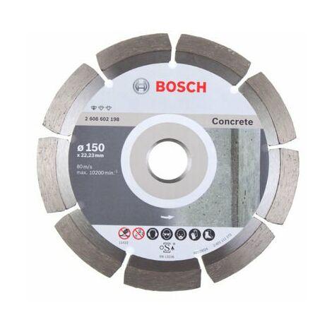 "main image of ""Disco de diamante 115mm Bosch Standard for Concrete"""