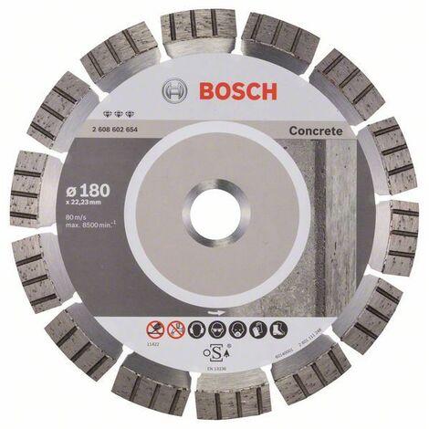 "main image of ""Disco de diamante 180mm Bosch Best for Concrete"""