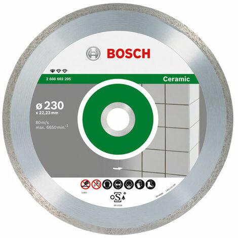 Disco de diamante 230mm Bosch Standard for Ceramic