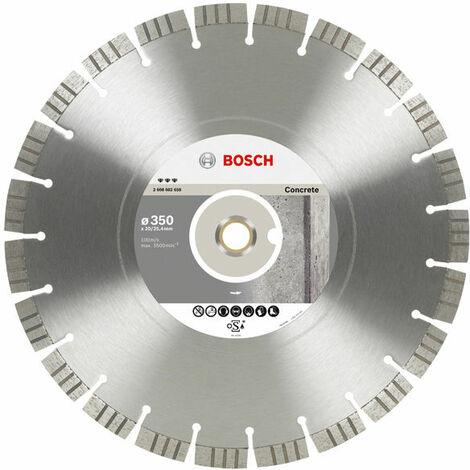 Disco de diamante 350mm Bosch Best for Concrete
